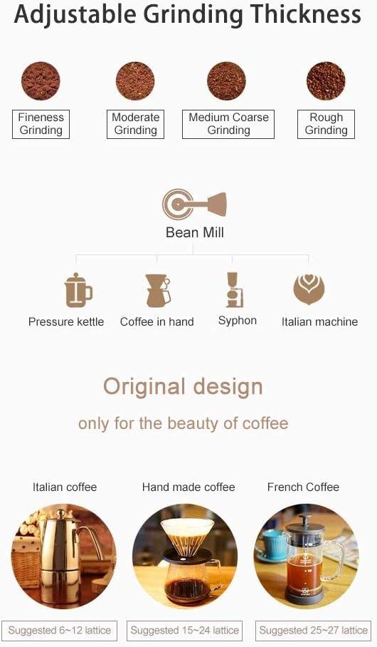 TIMEMORE Chestnut C2 Manual Coffee Grinder Red ElephantNum Featured
