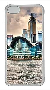iPhone 5c case, Cute Hongkong iPhone 5c Cover, iPhone 5c Cases, Hard Clear iPhone 5c Covers