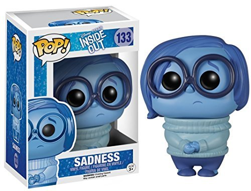 FunKo POP Disney/Pixar: Inside Out - Sadness 2015 Summer Convention Exclusive by FunKo