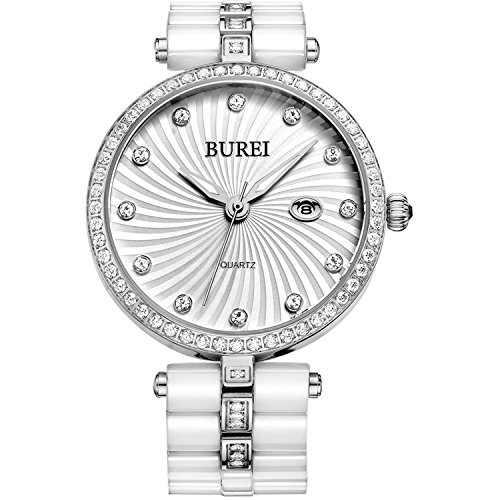 Elegant Womens Watch (BUREI Women's