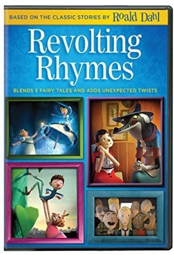 DVD : Revolting Rhymes DVD