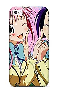 Awesome Case Cover/iphone 5c Defender Case Cover(to Love-ru)