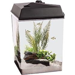 AquaTunes 2.5-Gallon Fish Aquarium Sleep Sound Machine, Pre-Recorded Natures Sound, MP3 Player and Speaker Included
