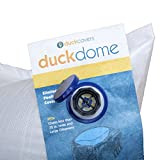"Duck Covers DD3684 Duck Dome Airbag, 84"" L x 36"" W, White"