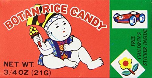 Botan Rice Candy for 6 Packs -