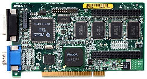 Matrox MIL2P/4/220-4MB PCI Video Card, 708-01 REV.A (NO Bracket)