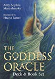 The Goddess Oracle Deck & Book Set