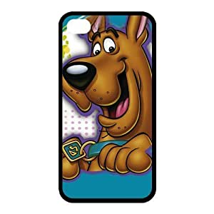 Customize Cartoon Scooby Doo Back Case for iphone 4,4S JN4S-1536