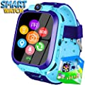 Kids Smart Watches-Game Smart Watch Phone GPS Tracker for Boys Girls with Fitness Tracker SOS Camera Anti-Lost Wristband Bracelet Alarm Clock Halloween Birthday Gifts from GBD