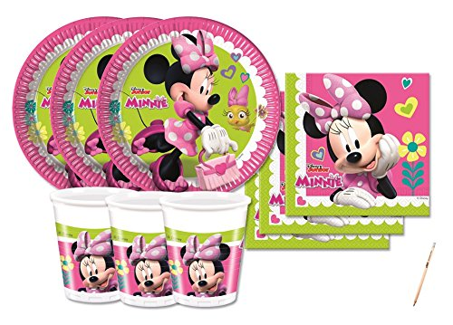 IRPot - Kit N 2 Topolina MINNIE Happy Helpers coordinato ...