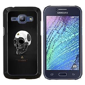 LECELL--Funda protectora / Cubierta / Piel For Samsung Galaxy J1 J100 -- Casi Android --