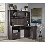 Cabot Corner Desk with Hutch