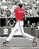 "Freddie Freeman Atlanta Braves Spotlight Action Photo (Size: 8"" x 10"")"