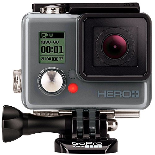 - GoPro Hero+ LCD, E-Commerce Entry Level Edition, Limited Accessories