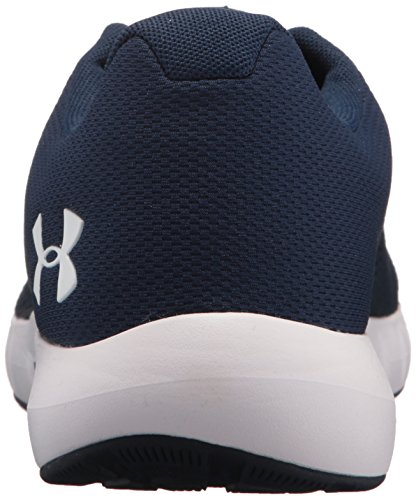 Under Armor Mens Micro G Pursuit Academy / Nero / Bianco