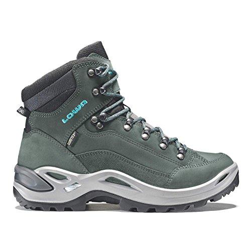 Boot adult RENAGADE Hiking Anthrazit LOWA Türkis Unisex Ws 9768 GTX MID 320945 zxOnnwHRUq