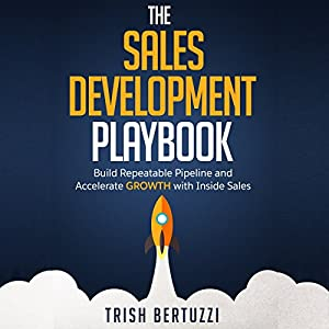 The Sales Development Playbook Audiobook