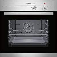 Neff Mega BM 1222 N Backofen Elektro / A / 67 L / Duo-Backofensystem mit 6...