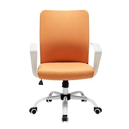 Charmant QFFL Jiaozhengyi Swivel Chair,Household Computer Chair Office Chair Back  Mesh Cloth Swivel Chair (