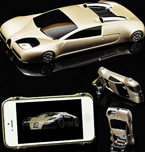 For iPhone 5 5S Se, WwwSuppliers 3D Fast Luxury Race Car Cas