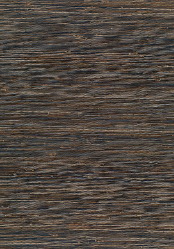 Brewster 53-65436 36-Inch by 288-Inch Kasumi - Hand Weaved Grasscloth Wallpaper, Mixed Color
