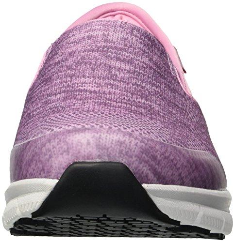 Skechers Donna Comfort Flex Hc Pro Sr Ii Assistenza Sanitaria Scarpa Professionale In Tessuto Rosa