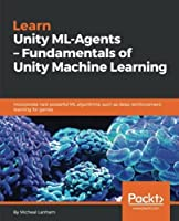 Learn Unity ML-Agents Front Cover