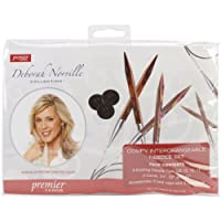 Premier Yarns Deborah Norville Interchangeable Knitting Set, Sizes 13, 15 & 17