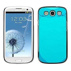 TopCaseStore / la caja del caucho duro de la cubierta de protección de la piel - Drawing Fur Pet Bear Belly - Samsung Galaxy S3 I9300