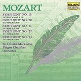 Symphonies 19-23