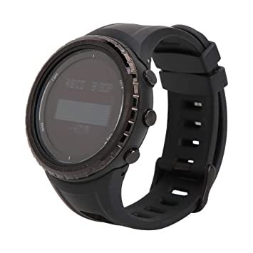 Reloj Multifuncional Digital para Exteriores, altímetro, barómetro, podómetro, compás, Todo en uno, Reloj LED a Prueba de Agua: Amazon.es: Deportes y aire ...