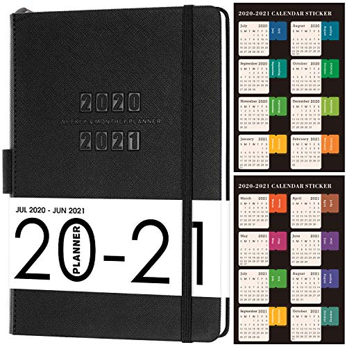 2020-2021 Planner-Academic Weekly and
