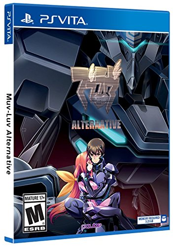 Muv-Luv Alternative - PlayStation Vita