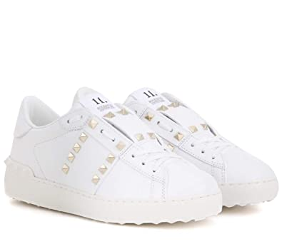 143507e4ba Valentino Garavani fashien Sneakers Rockstud White 36 37 38 39 40 41 42/6 7  8 9 10 11 12 B(M) US