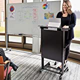 Stand Up Desk Store Mobile Adjustable Height
