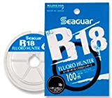 KUREHA Seaguar R18 FLUORO HUNTER #2/8lb 100m For Sale