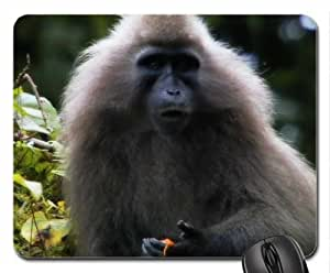African Monkey Mouse Pad, Mousepad (Primates Mouse Pad)