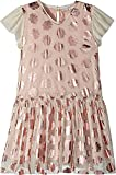 Stella McCartney Kids Baby Girl's Bellie Tulle Dress w/Metallic Seashells (Toddler/Little Kids/Big Kids) Pink 4T