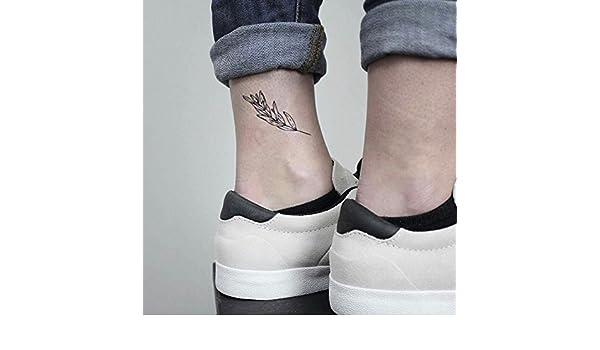 Tatuaje Temporal de Rama de olivo (2 Piezas) - www.ohmytat.com ...