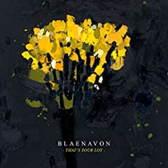 Blaenavon My Bark Is Your Bite cover