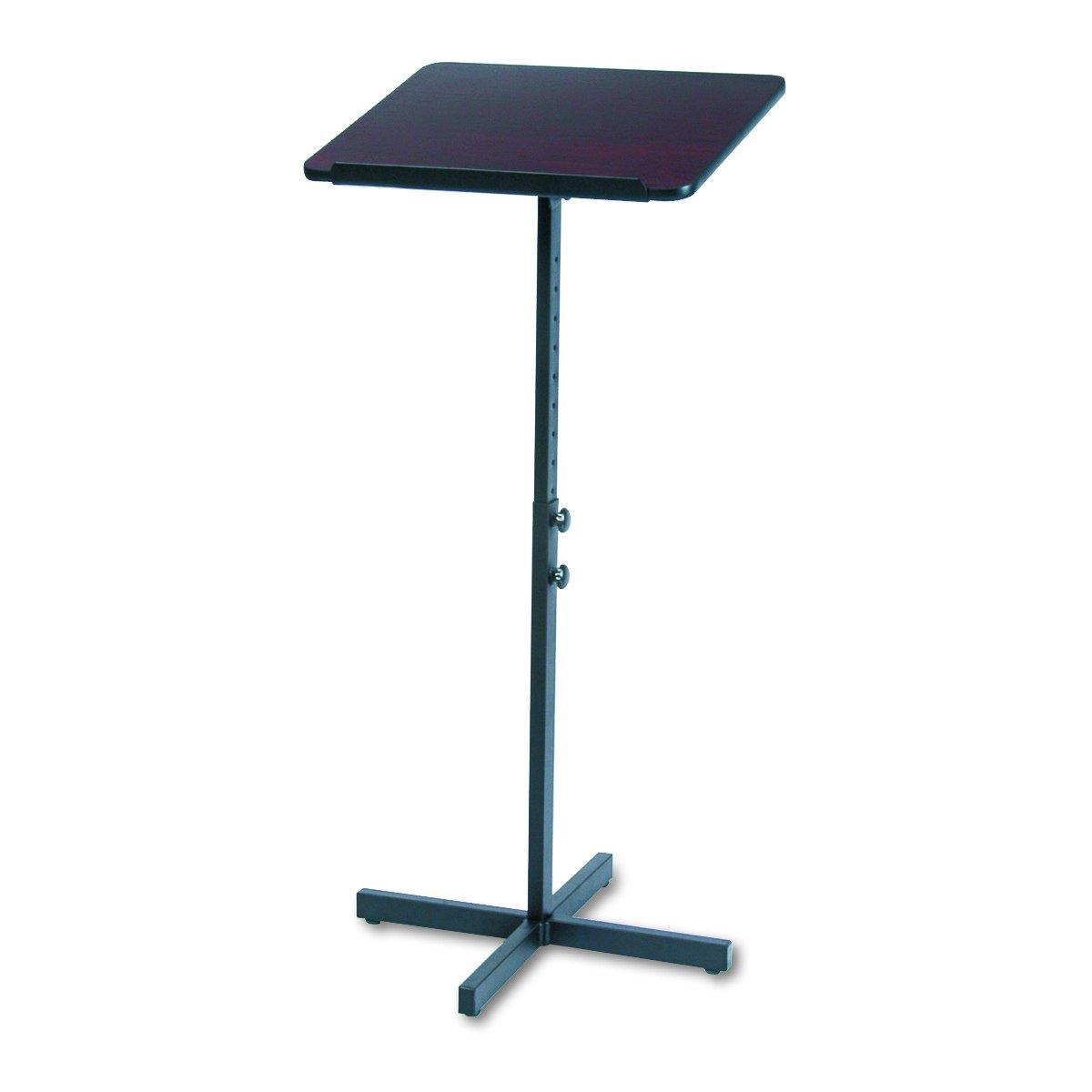 Safco Adjustable Speaker Stand//Lectern