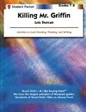 Killing Mr. Griffin Student Packet, Novel Units, Inc. Staff, 1561373435