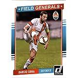 fan products of 2015 Donruss Field Generals #2 Darijo Srna Shakhtar Donetsk Soccer Card in Protective Screwdown Display Case