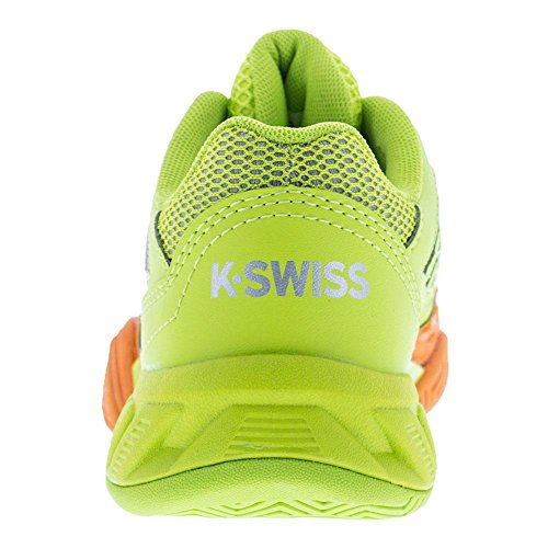 K-swiss Kinderen Unisex Bigshot Licht 3 (klein Kind / Grote Jongen) Oranje Popsicle / Lime Punch
