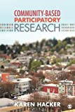 Community Based Participatoryresearch