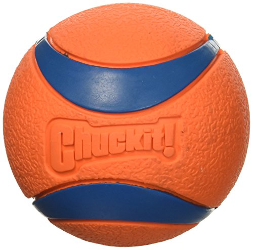 Chuck it Ultra Ball, Large/Grande, Orange (2 Pack)