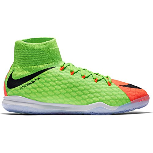 Mixte Mixte Mixte Ic Nike Green Football hyper Hypervenomx Orange black electric De volt 2 Jr Enfant Chaussures Df Proximo Multicolore 1zqzrnwX