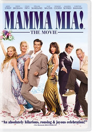Mamma Mia [Reino Unido] [DVD]: Amazon.es: Cine y Series TV