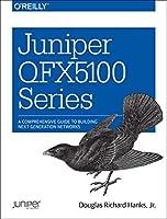 Juniper QFX5100 Series Front Cover