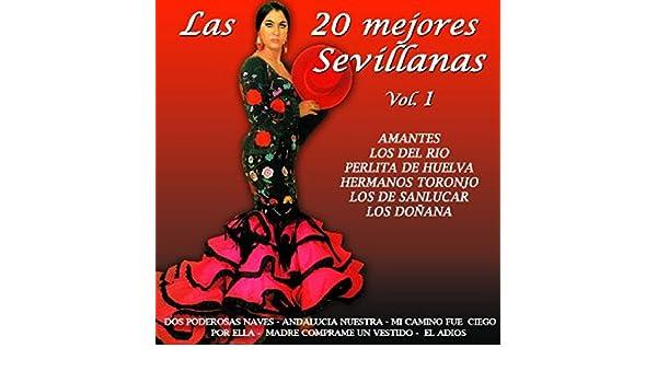 Las 20 Mejores Sevillanas Vol. 1 by Various artists on Amazon Music - Amazon.com